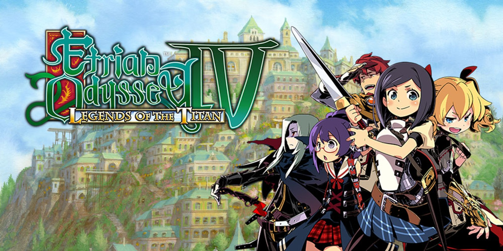 Etrian Odyssey™ IV: Legends of the Titan