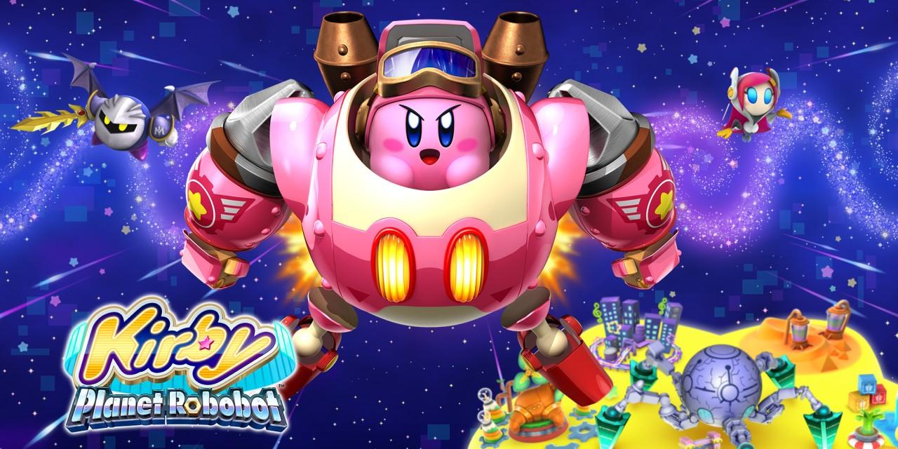 Kirby: Planet Robobot | Nintendo 3DS | Jeux | Nintendo Animal Planet Online Games