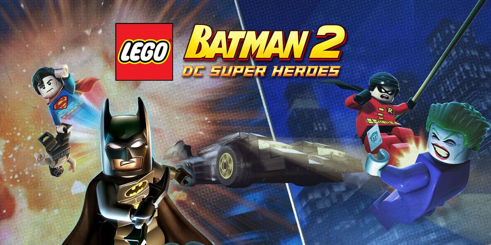 Lego Batman 2 Dc Super Heroes Nintendo 3ds Spiele Nintendo