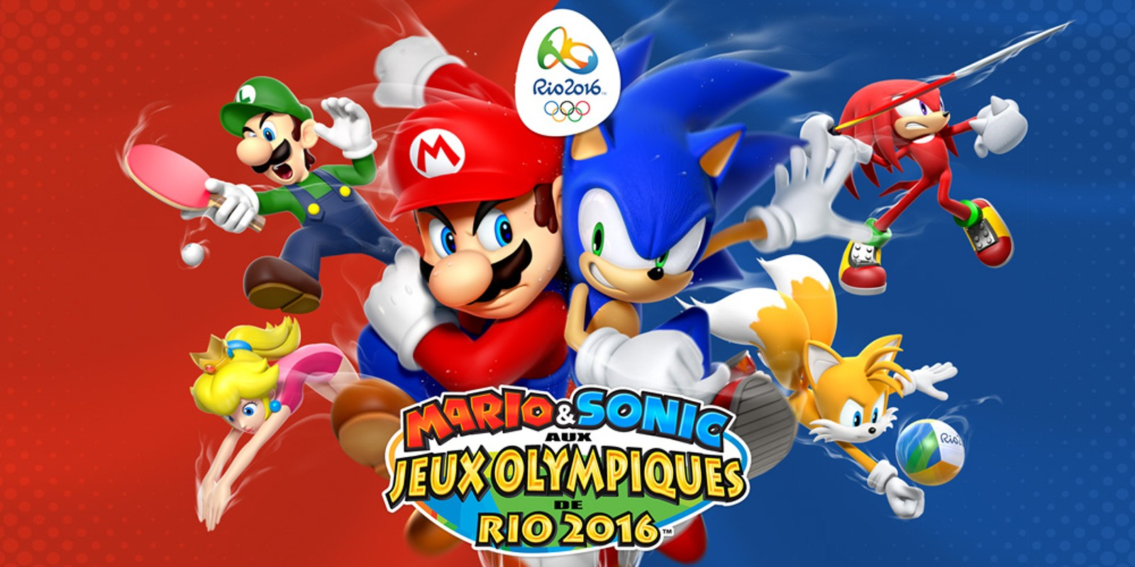 mario sonic aux jeux olympiques de rio 2016 nintendo 3ds jeux nintendo. Black Bedroom Furniture Sets. Home Design Ideas