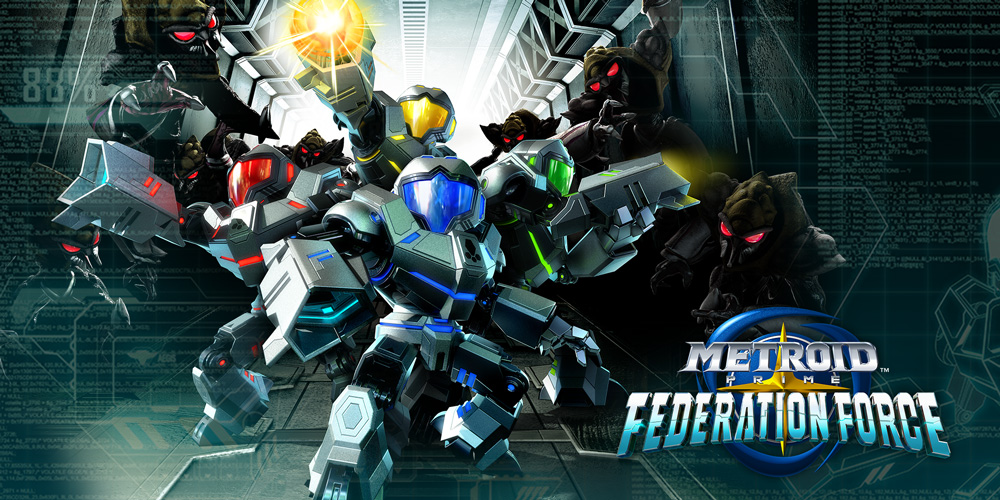 [3DS] 15 minutes de gameplay sur Metroid Prime: Federation Force