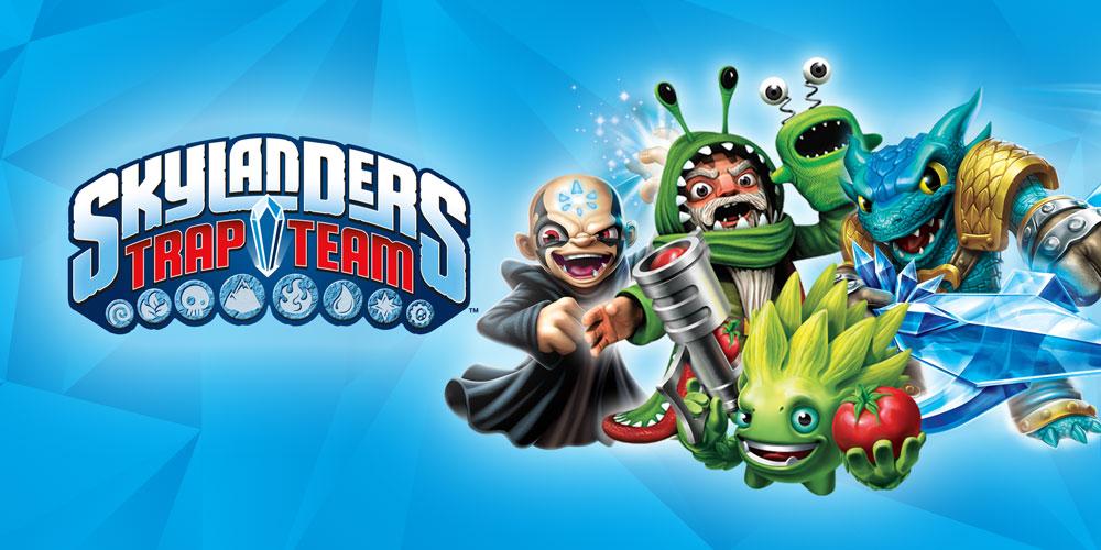 Skylanders trap team wii jeux nintendo - Jeux gratuits de skylanders ...