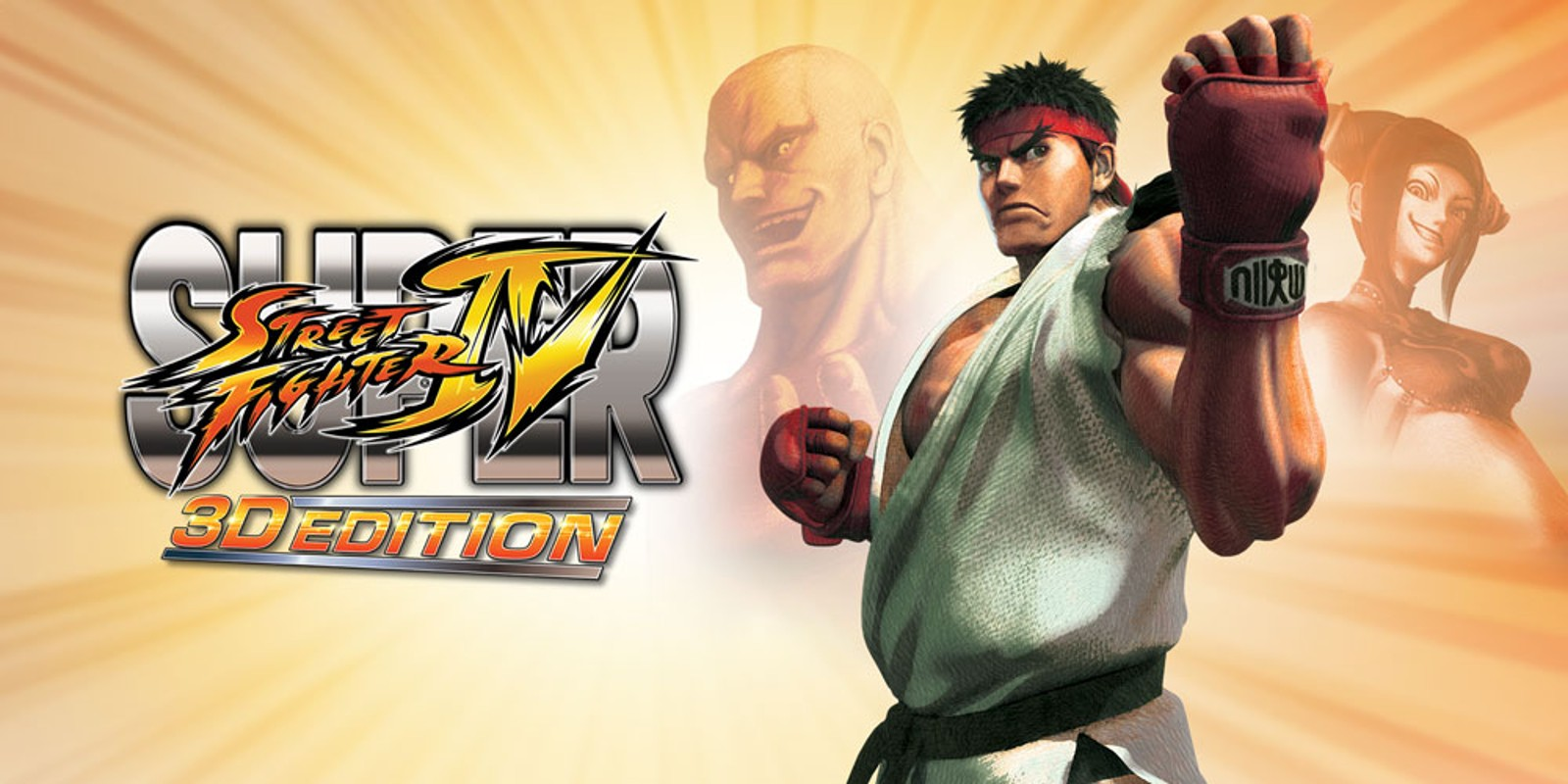 Super Street Fighter™ IV 3D Edition