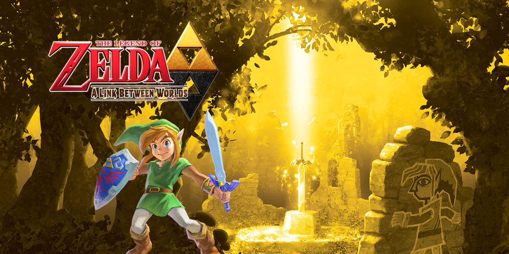 The legend of zelda a link between worlds nintendo 3ds for Achat maison zelda