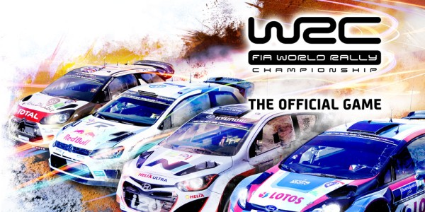 WRC FIA World Rally Championship The Official Game