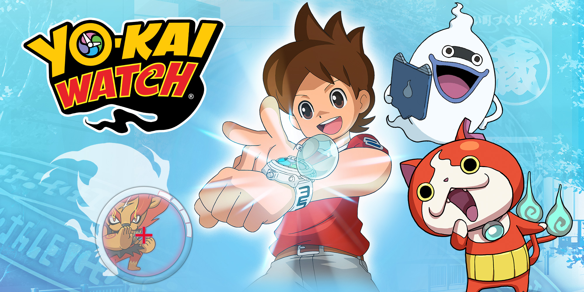 YO-KAI WATCH®
