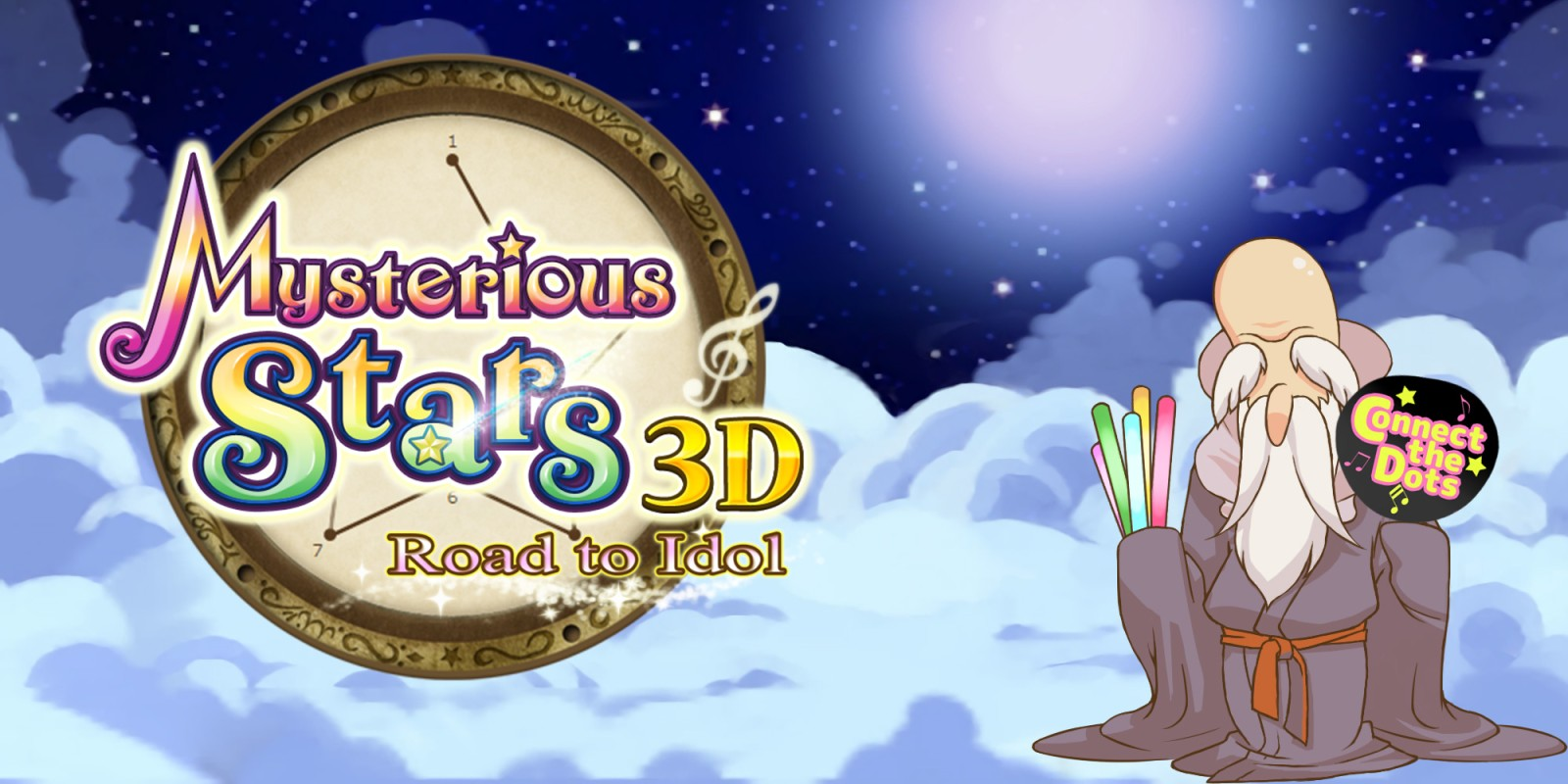 Mysterious Stars 3D: Road To Idol