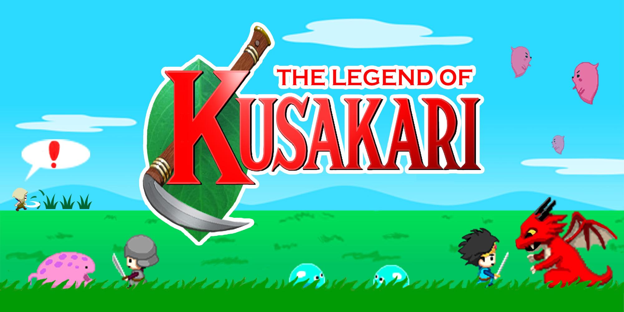 [3DS] Le test de The Legend of Kusakari