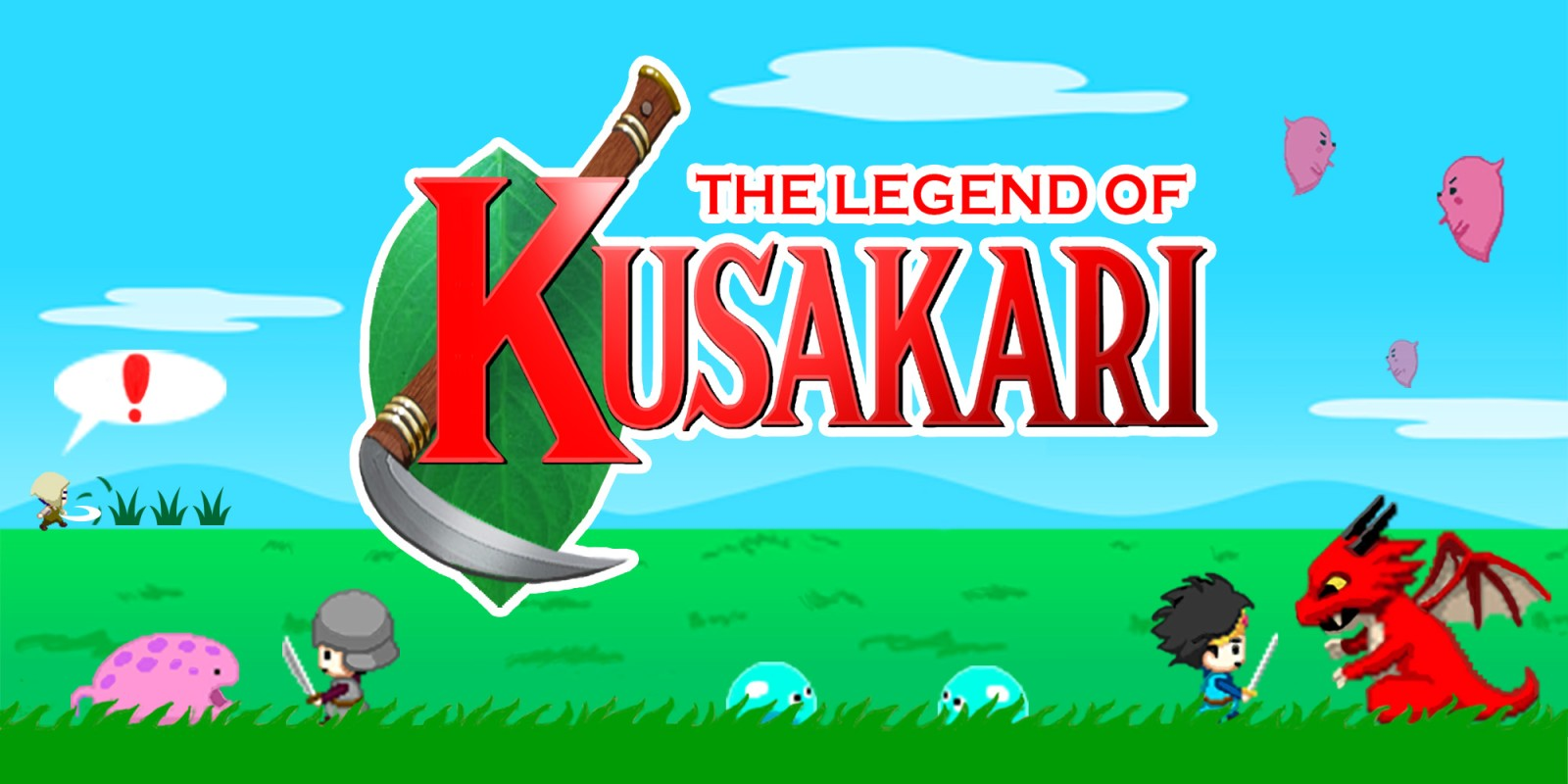 The Legend of Kusakari