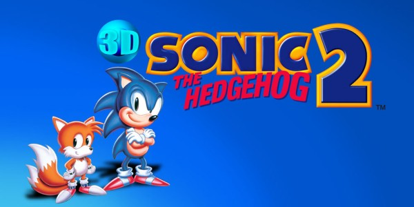3D Sonic The Hedgehog 2