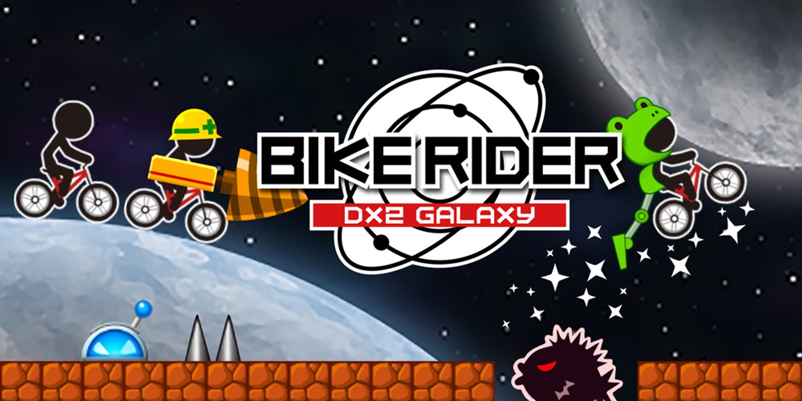 BIKE RIDER DX2 : GALAXY