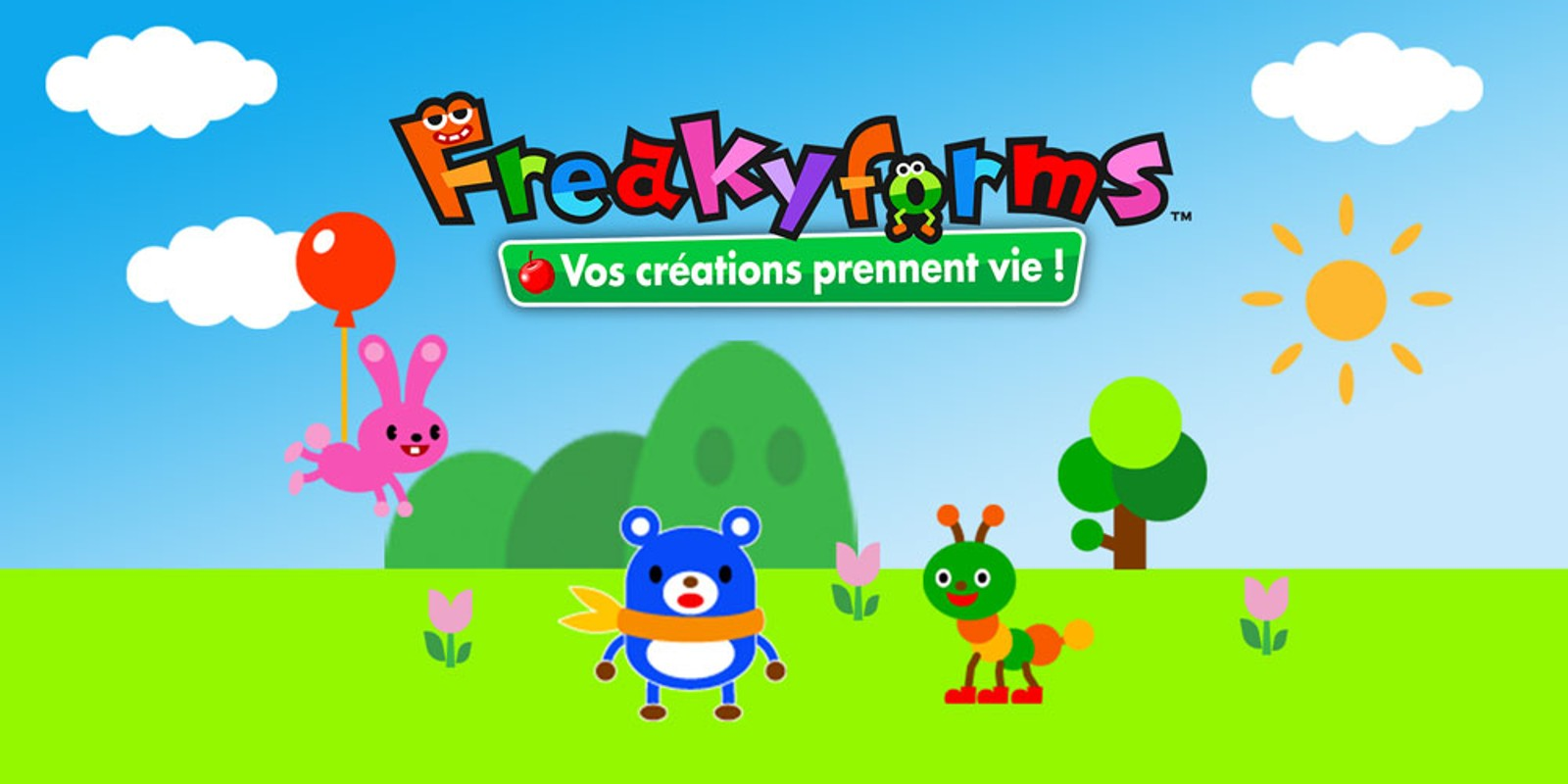 Freakyforms : Vos créations prennent vie !