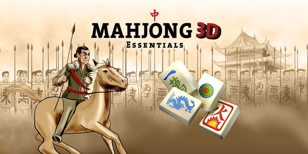 mahjong d