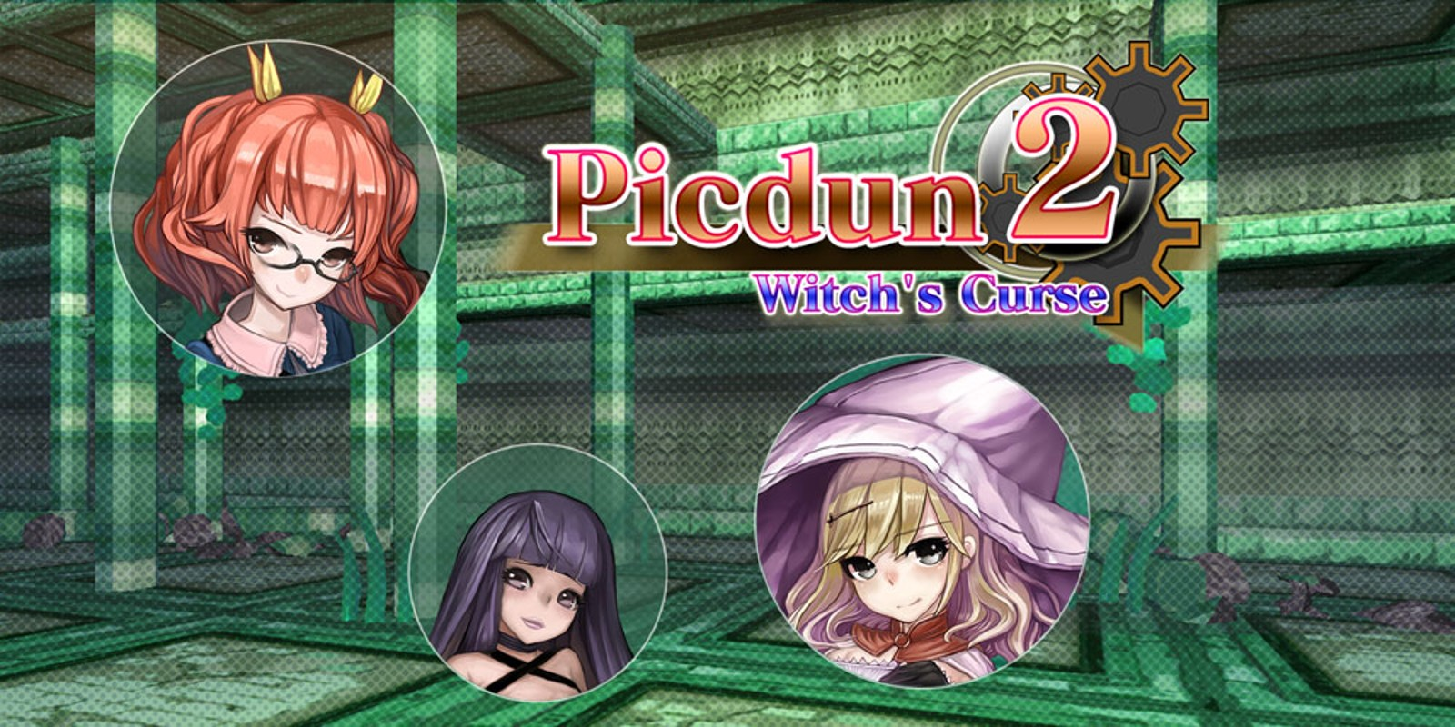 Picdun 2: Witch's Curse