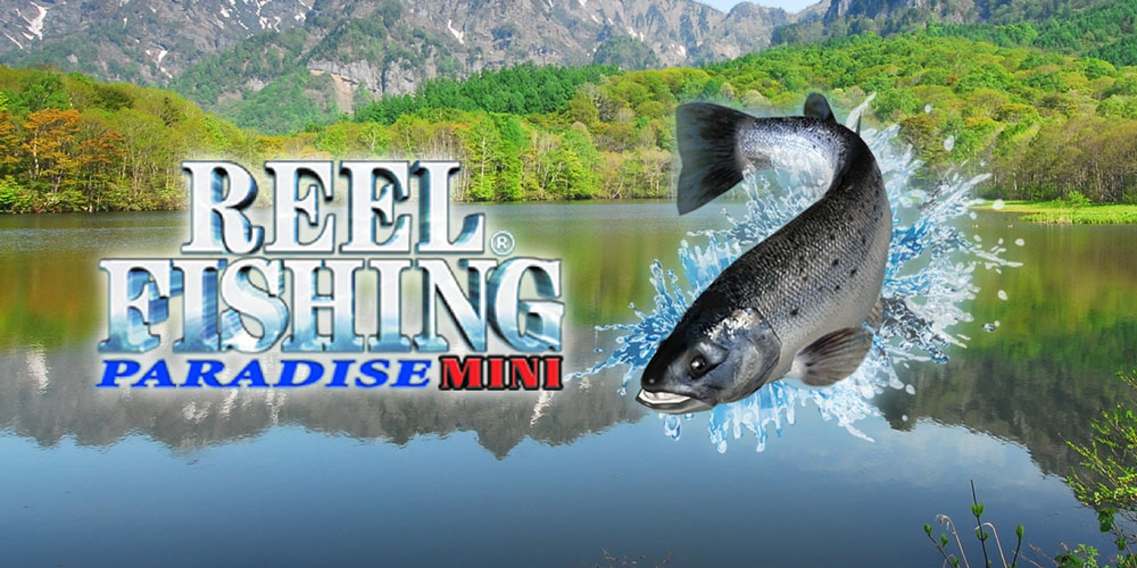 Reel Fishing® 3D Paradise Mini
