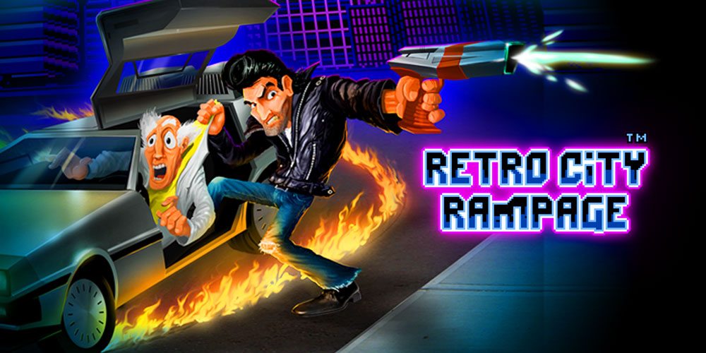 Retro City Rampage: DX
