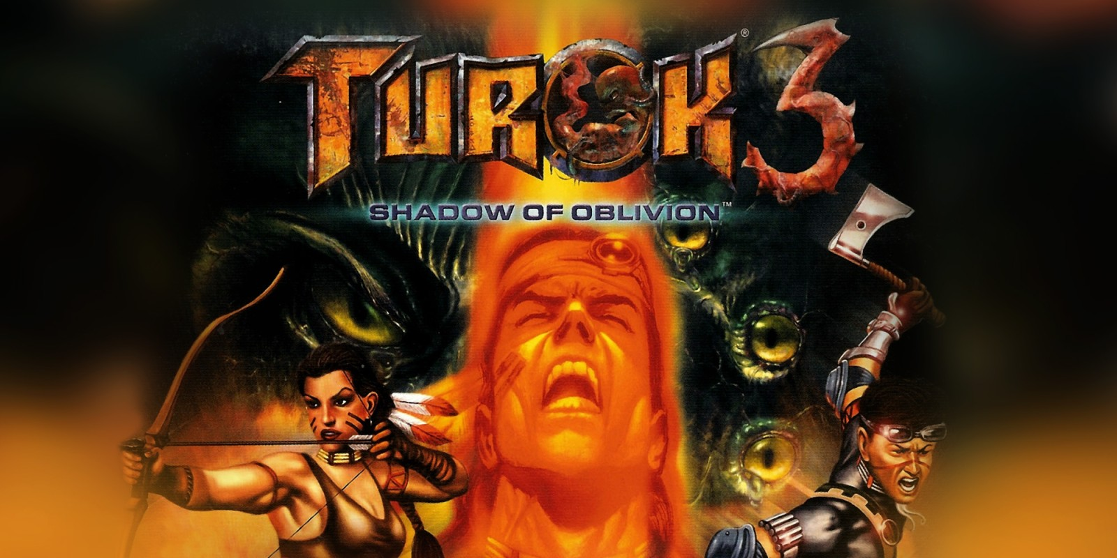 Turok 3 Shadow Of Oblivion Nintendo 64 Spiele Nintendo