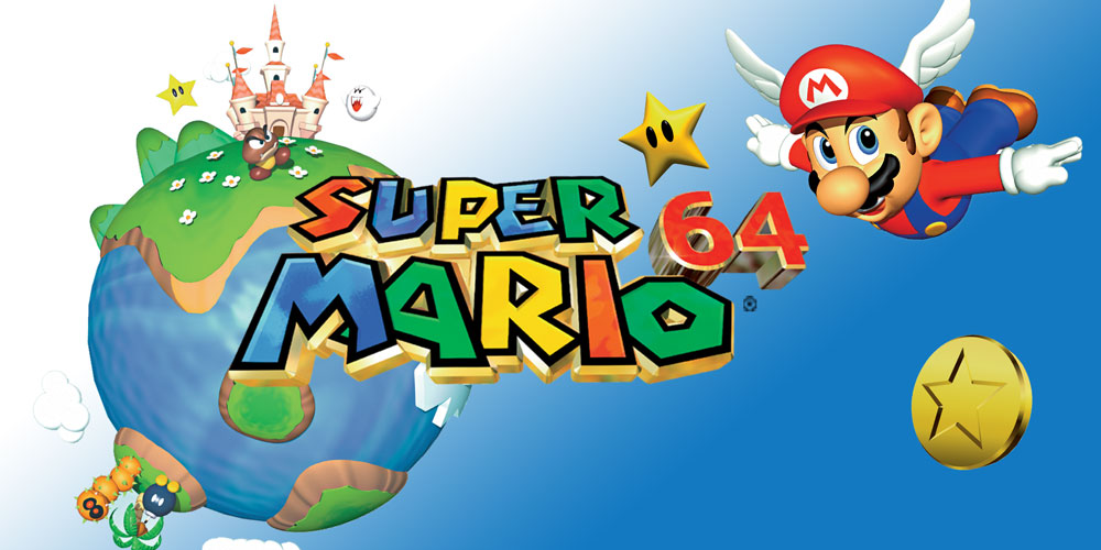 Super Mario 64 : En un mot, magnifique !
