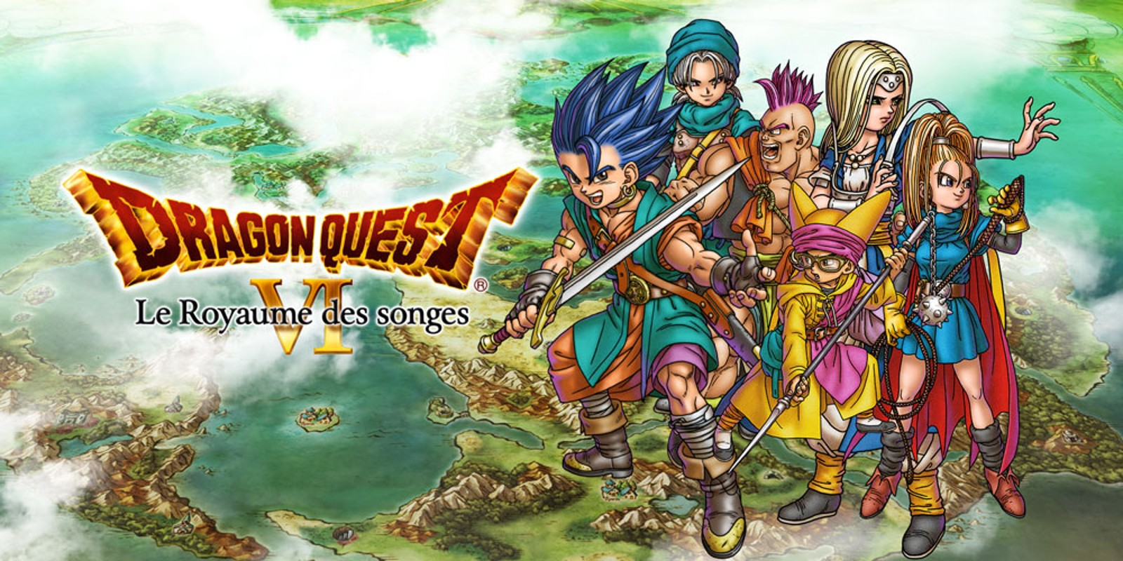 DRAGON QUEST VI: Le royaume des songes