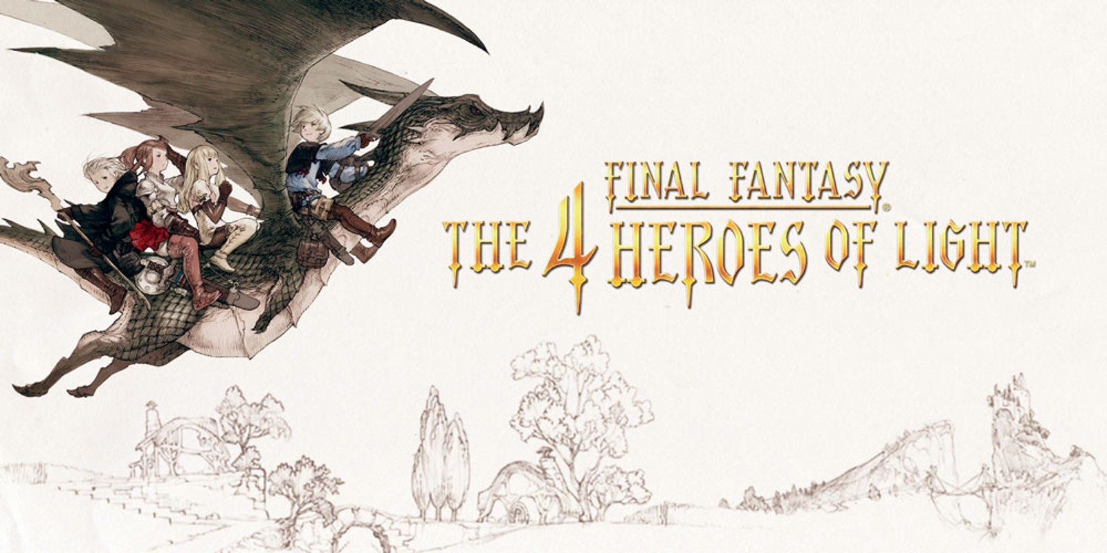 FINAL FANTASY® THE 4 HEROES OF LIGHT™
