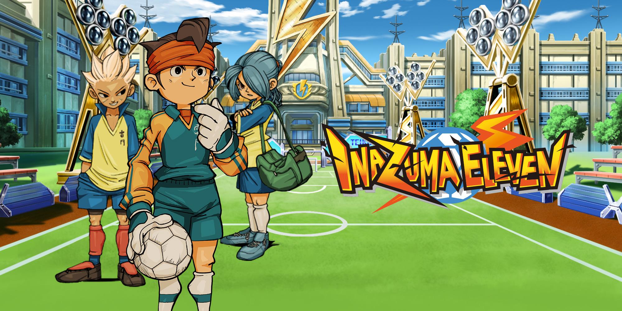 Inazuma Eleven Nintendo Ds Jeux Nintendo