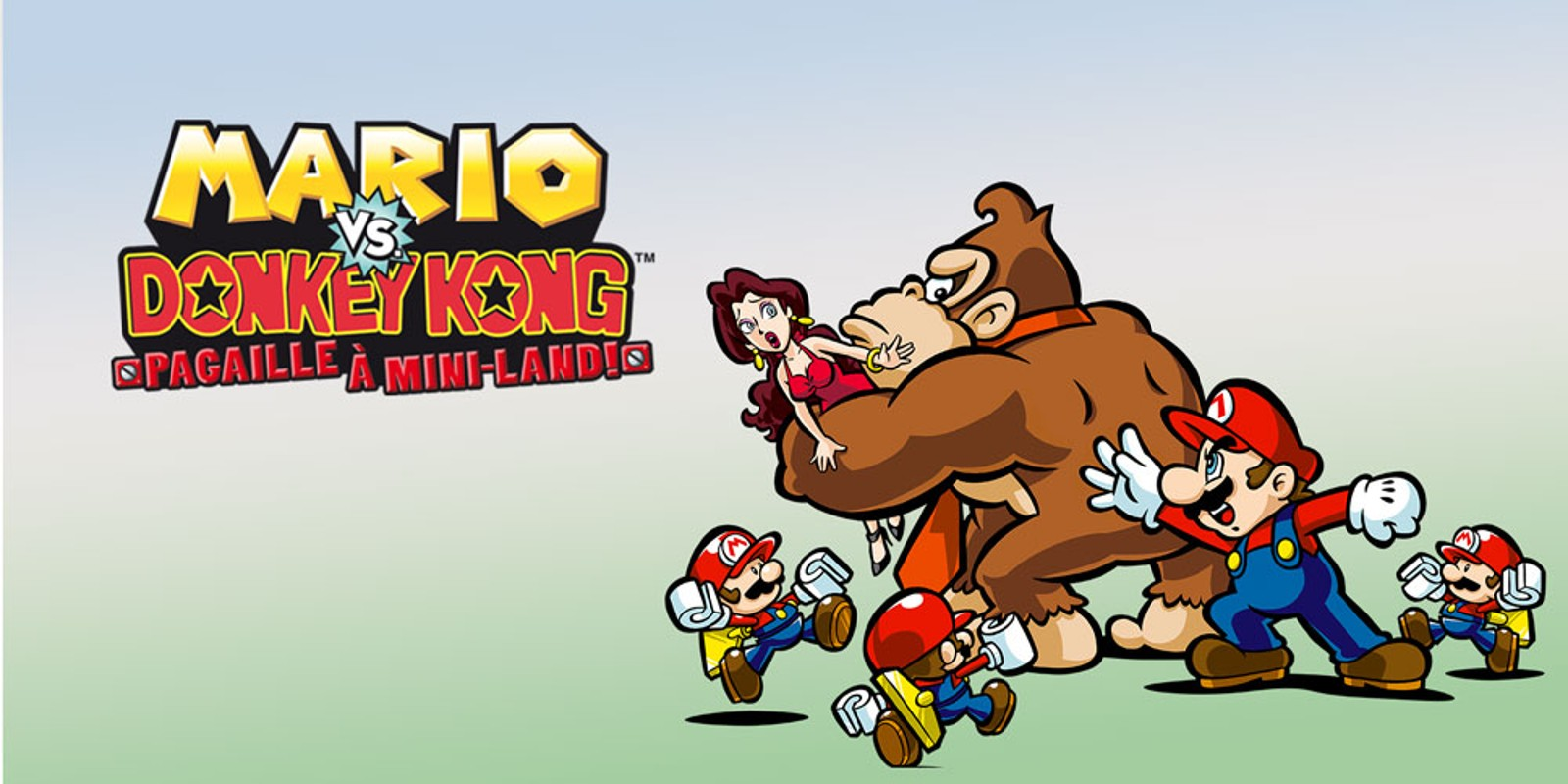 Mario vs. Donkey Kong: Pagaille à Mini-land!