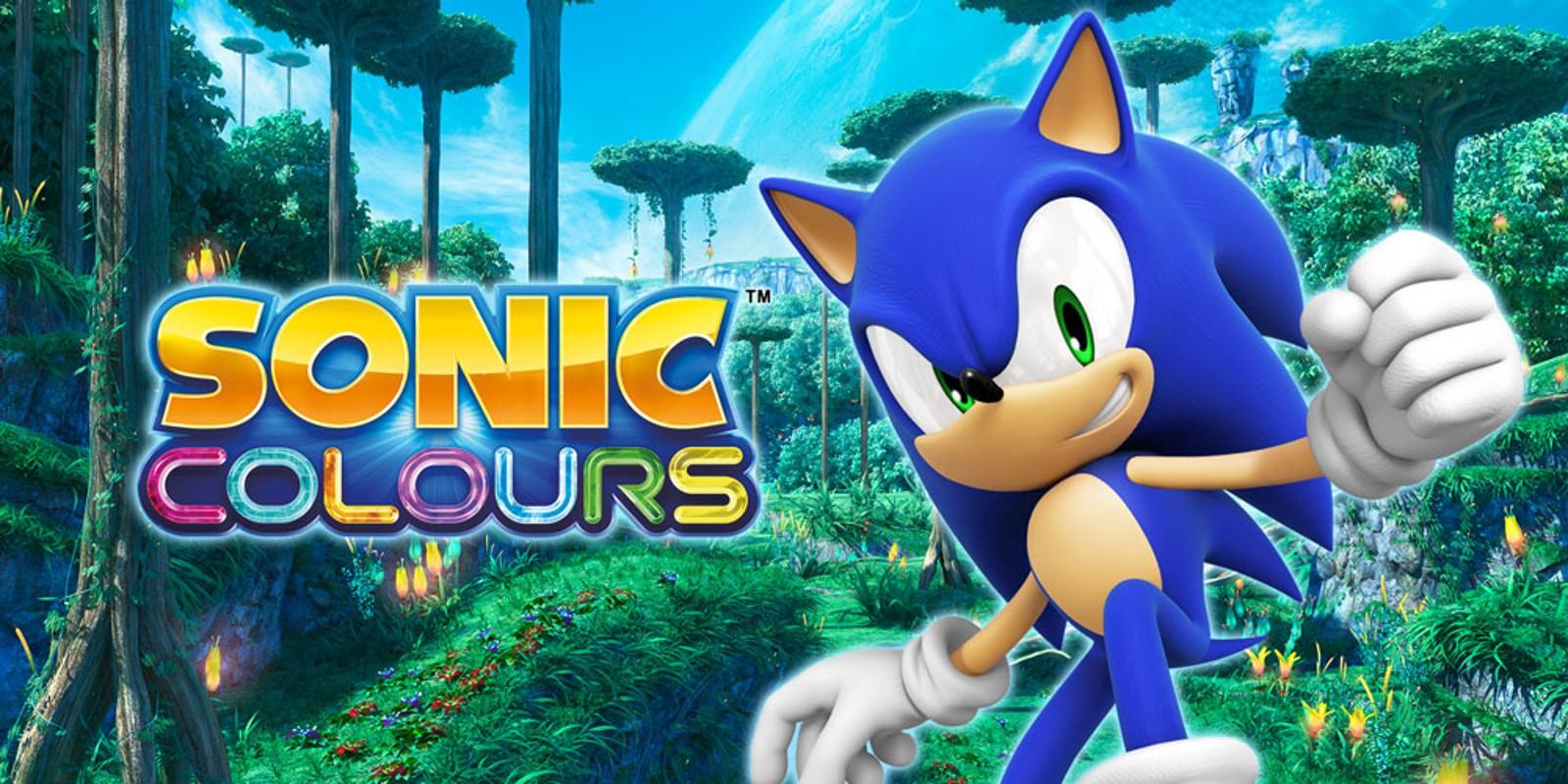 Sonic Colours Nintendo Ds Spiele Nintendo