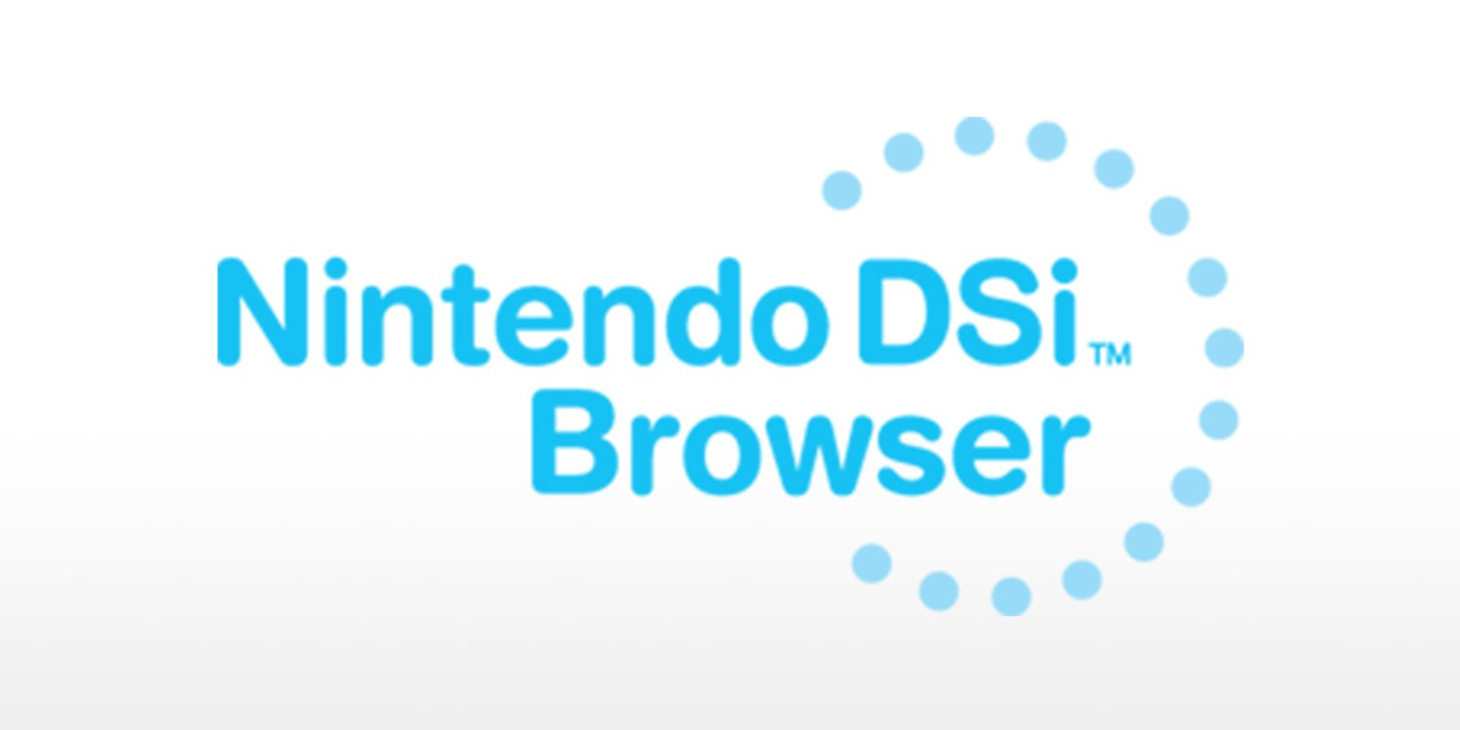 Nintendo DSi Browser