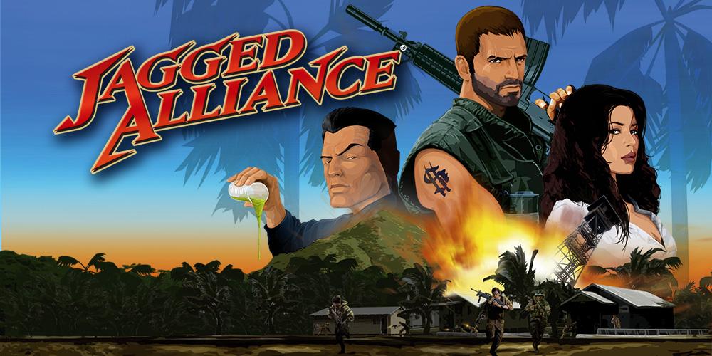Spiele Wie Jagged Alliance