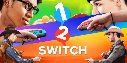 "Erlebe ""1-2-Switch"" mal anders!"