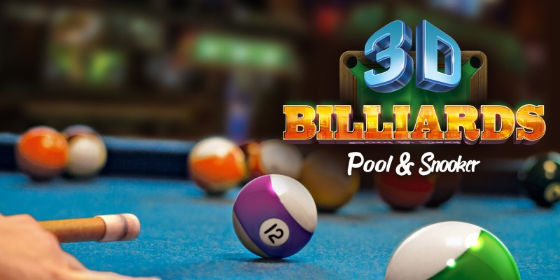 3D Billiards - Pool & Snooker