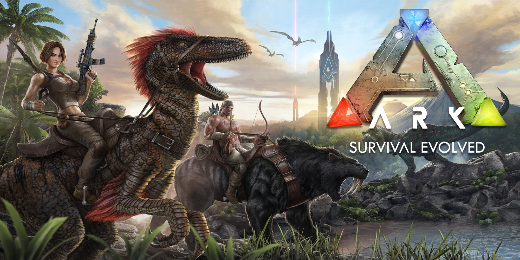 ARK: Survival Evolved   Nintendo Switch   Jeux   Nintendo