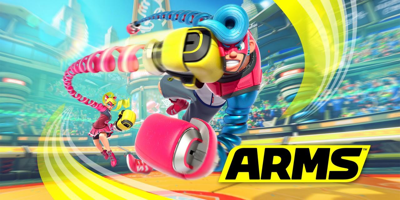 Arms Nintendo Switch Spiele Nintendo