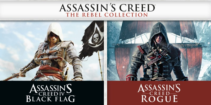 Assassin's Creed®: The Rebel Collection