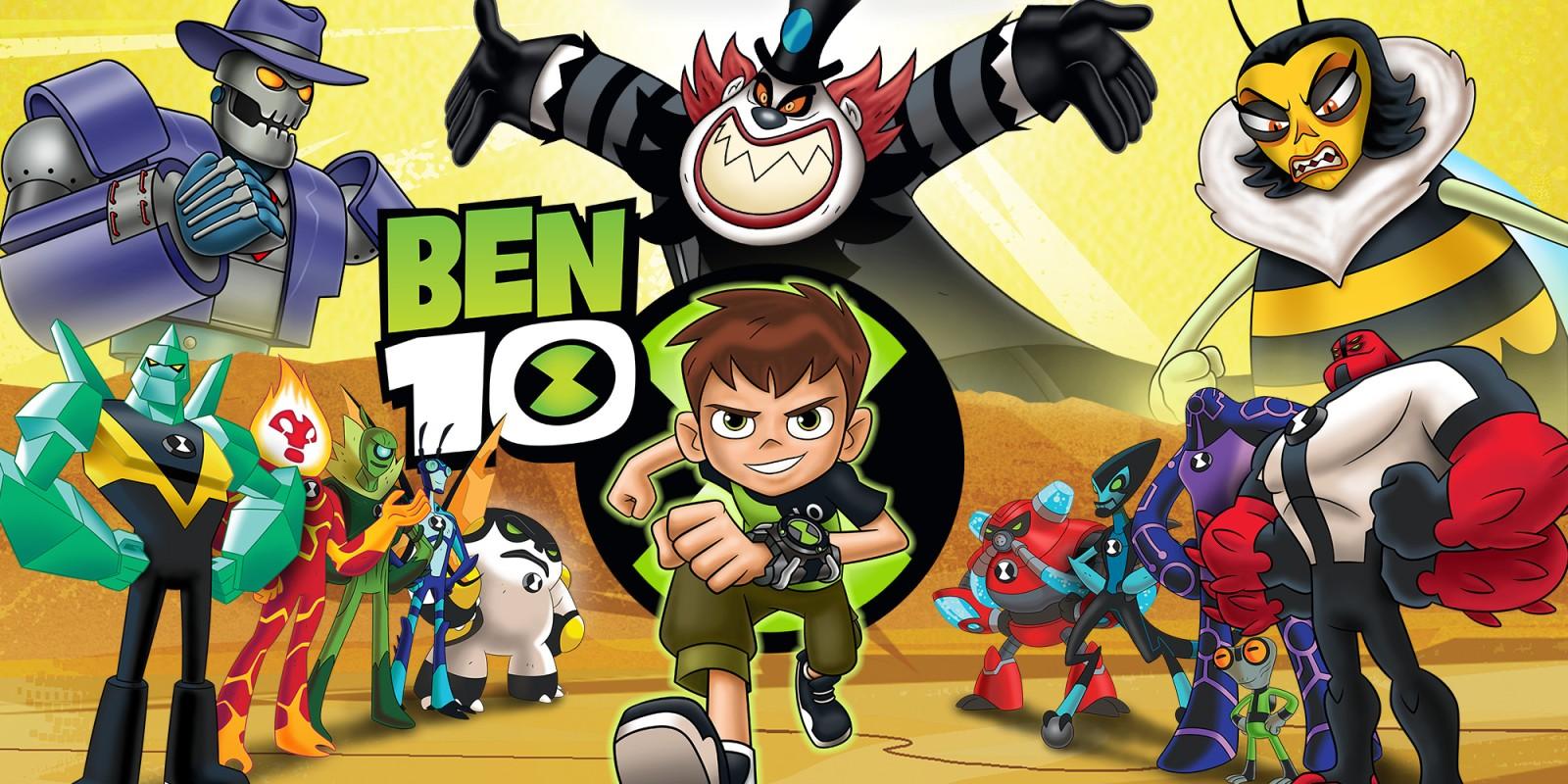 Tiger Spiele Von Ben 10