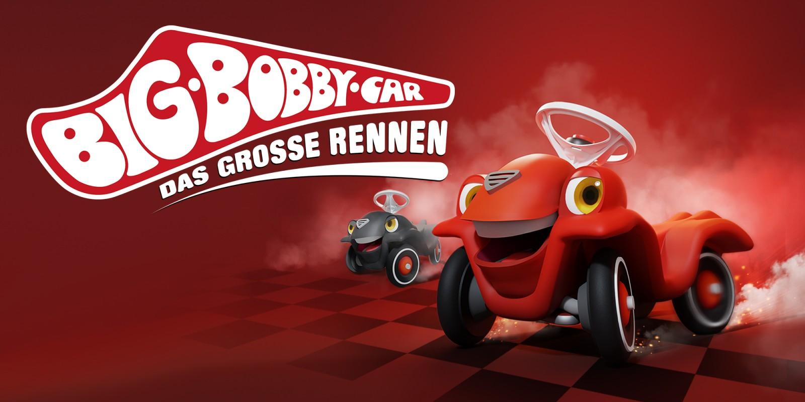 BIG-Bobby-Car - Das Grosse Rennen