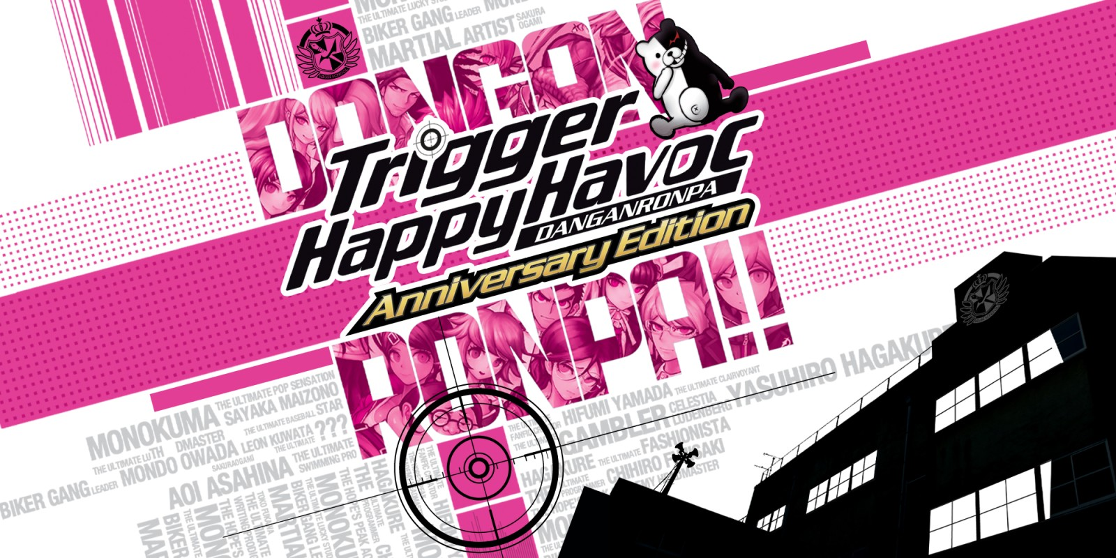 Danganronpa: Trigger Happy Havoc Anniversary Edition