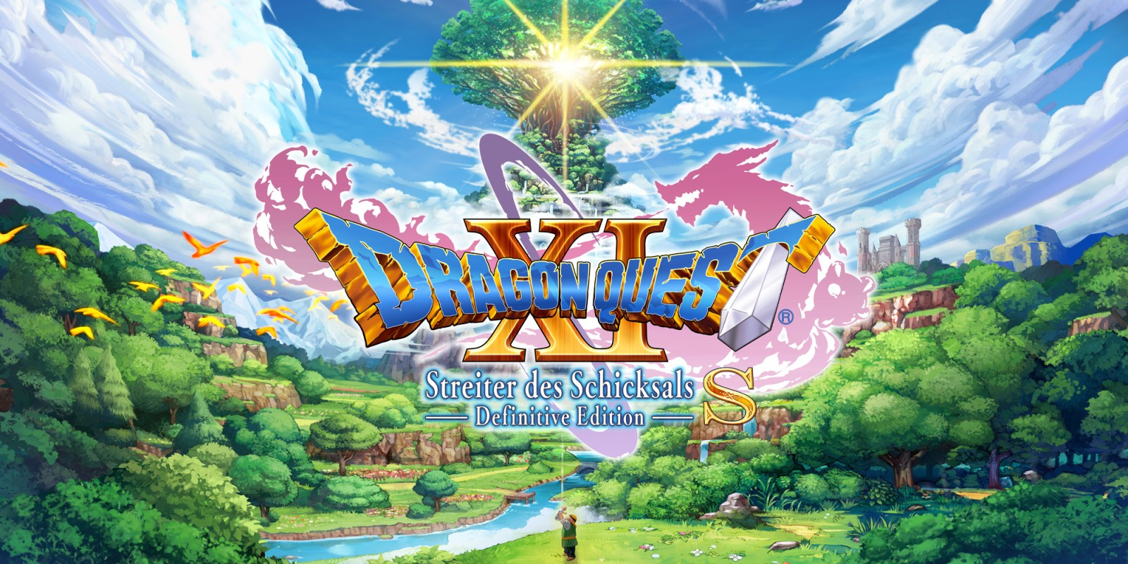 DRAGON QUEST® XI S: Streiter des Schicksals – Definitive Edition