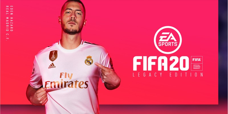 EA SPORTS™ FIFA 20 Nintendo Switch™ Édition Essentielle