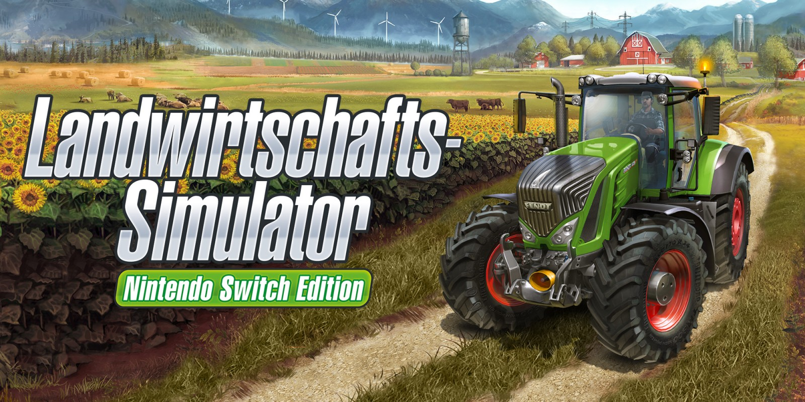 landwirtschafts simulator nintendo switch edition. Black Bedroom Furniture Sets. Home Design Ideas