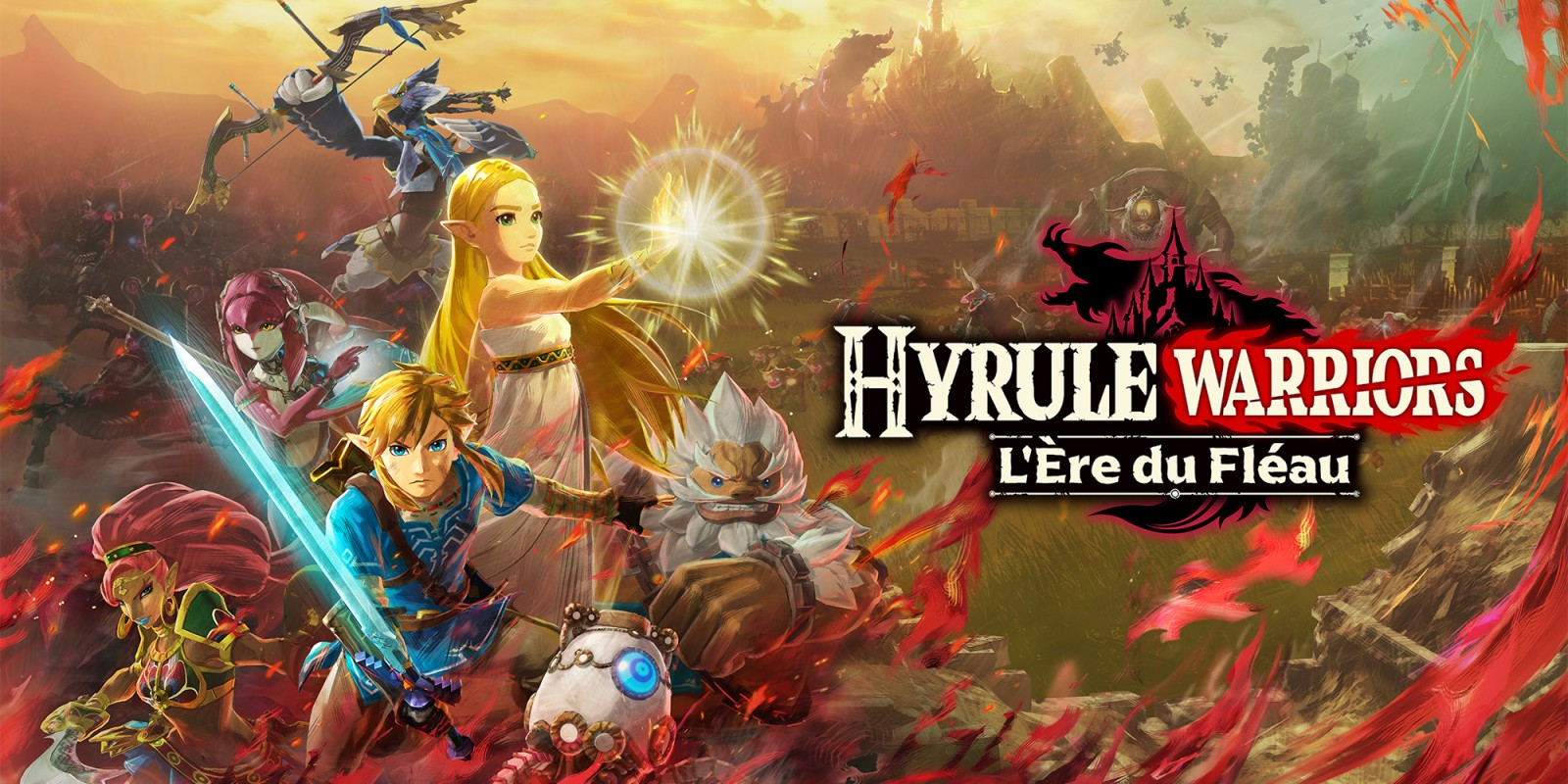 Hyrule Warriors : L'Ère du Fléau | Nintendo Switch | Jeux | Nintendo