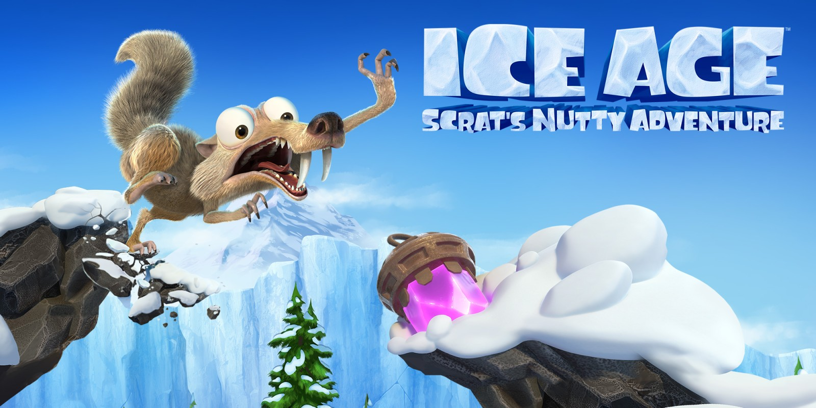 Ice Age – Scrats nussiges Abenteuer