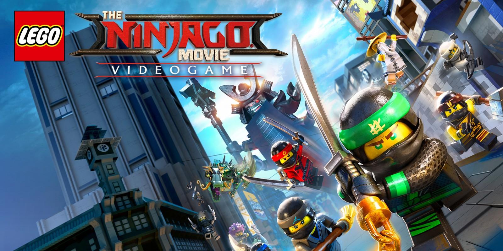 lego174 ninjago174 le film le jeu vid233o nintendo switch