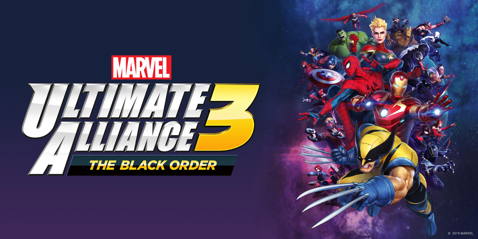 Vivez toute l'action de MARVEL ULTIMATE ALLIANCE 3: The Black Order depuis le Nintendo Treehouse: Live