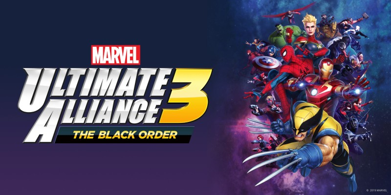 MARVEL ULTIMATE ALLIANCE 3: The Black Order Erweiterungspass