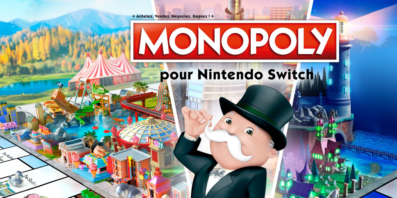 Monopoly pour Nintendo Switch