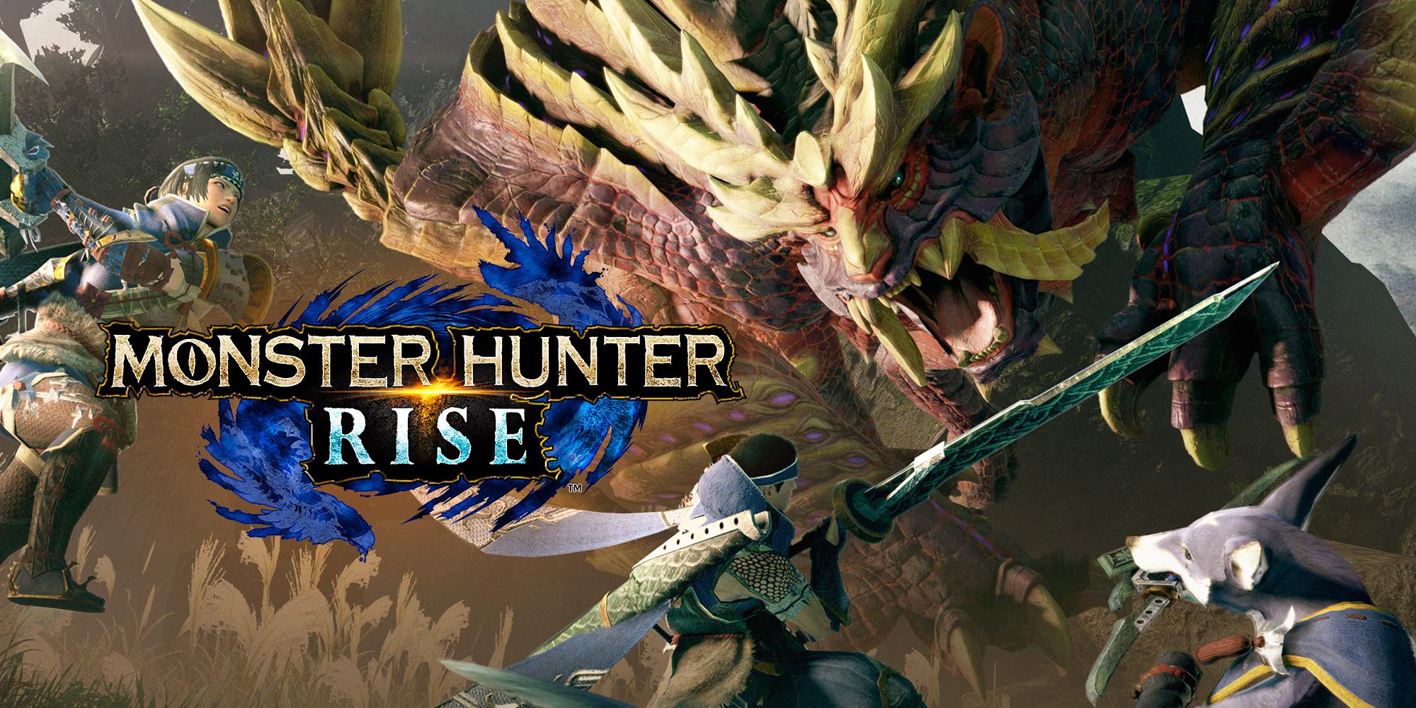 Monster Hunter Rise Nintendo Switch Spiele Nintendo