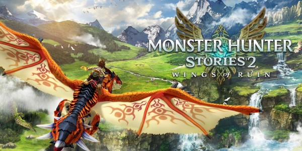 Monster Hunter Stories 2: Wings of Ruin