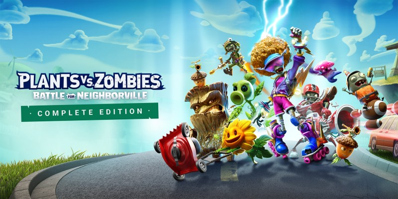 Plants vs. Zombies™: Schlacht um Neighborville Complete Edition