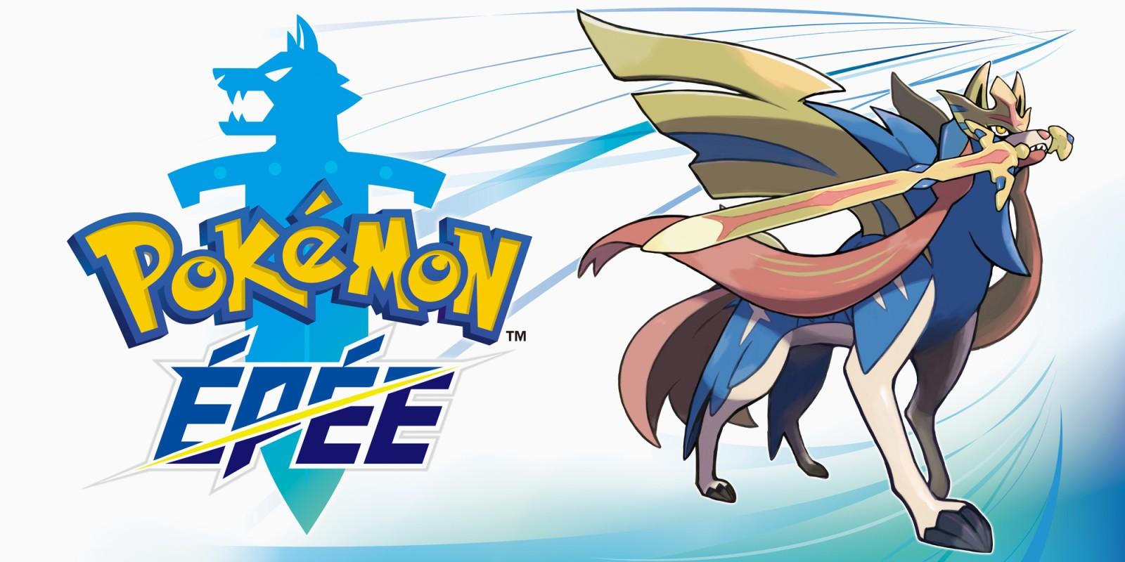 Pokémon épée Nintendo Switch Jeux Nintendo
